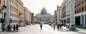 Modernity in the Vatican Causes Strong Controversy