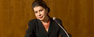 A Cuban woman would be in command of the World Bank finances